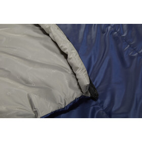 Nordisk Puk +10° Blanket Sac de couchage L, true navy/steeple gray/black